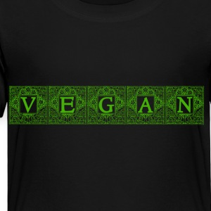 Vegan T-Shirt - Toddler Premium T-Shirt