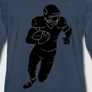 football Kids' Shirts - Men's Premium Long Sleeve T-Shirt