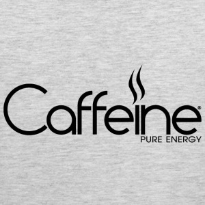 Caffeine Black - Men's Premium Tank