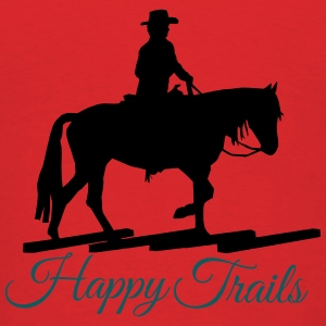 Happy Trails Hoodies - Men's T-Shirt