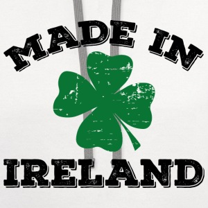 Made In Ireland - Contrast Hoodie