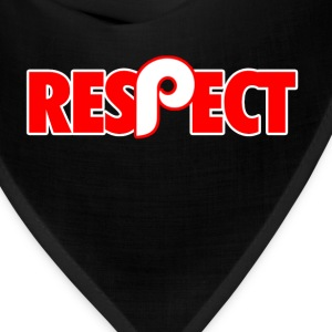 Respect Philly T-Shirts - Bandana