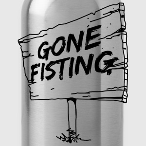 GONE FISTING - Water Bottle