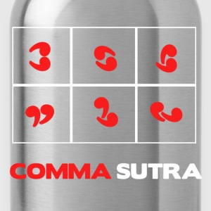 COMMA SUTRA - Water Bottle
