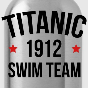 Titanic Swim Team  T-Shirts - Water Bottle
