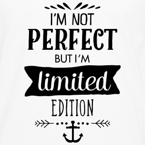 I'm Not Perfect - But I'm Limited Edition Tanks - Men's Premium Long Sleeve T-Shirt