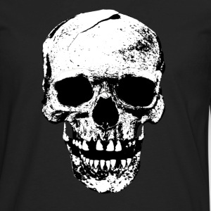 Big Skull. - Men's Premium Long Sleeve T-Shirt