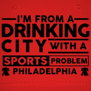 Drinking City Philly T-Shirts - Baseball Cap