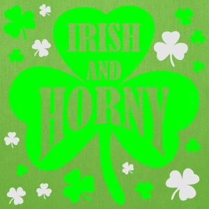 Irish and horny T-Shirts - Tote Bag