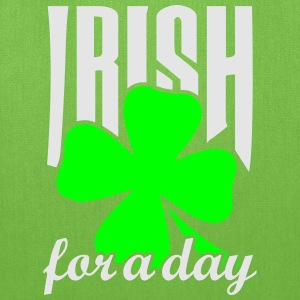 Irish for a day T-Shirts - Tote Bag