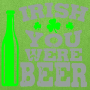 Irish you were beer T-Shirts - Tote Bag