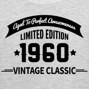 Birthday 1960 Vintage Classic Aged To Perfection - Men's Premium Tank