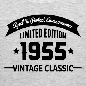 Birthday 1955 Vintage Classic Aged To Perfection - Men's Premium Tank
