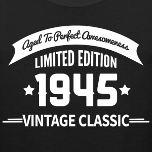 Birthday 1945 Vintage Classic Aged To Perfection - Men's Premium Tank