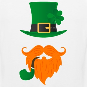 Leprechaun - St Patricks Long Sleeve Shirts - Men's Premium Tank