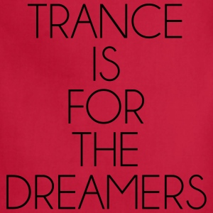 Trance For The Dreamers  T-Shirts - Adjustable Apron