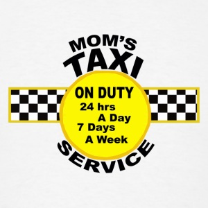 Mom's Taxi Service Tank Top - Men's T-Shirt
