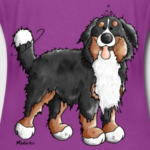Happy Bernese Mountain Dog Baby & Toddler Shirts - Women's Premium T-Shirt