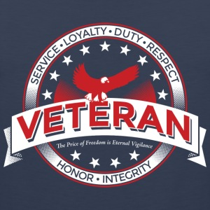 Veteran Army Navy Marines Soldier Remembrance - Men's Premium Tank