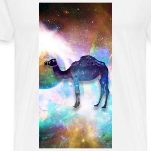galaxy camel iphone case - Men's Premium T-Shirt
