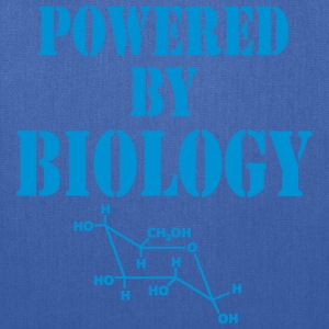 Biology Power Kids' Shirts - Tote Bag