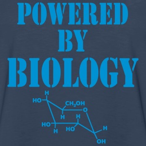 Biology Power Kids' Shirts - Men's Premium Long Sleeve T-Shirt