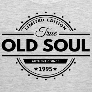 Birthday 1995 Old Soul Vintage Classic Edition - Men's Premium Tank
