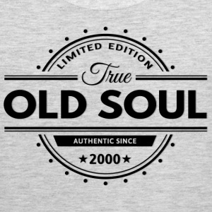 Birthday 2000 Old Soul Vintage Classic Edition - Men's Premium Tank