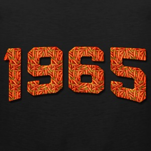Birthday 1965 Mexican Hot Pepper Vintage Classic - Men's Premium Tank