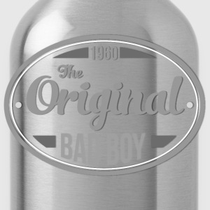 Birthday 1960 Original Bad Boy Vintage Classic - Water Bottle