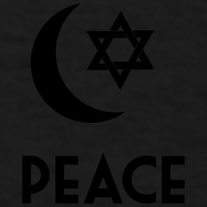 Peace For My Religion, Islam Inspiration Sportswear - Men's T-Shirt