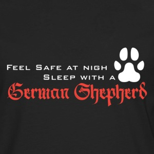 German Shepherd - Men's Premium Long Sleeve T-Shirt
