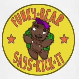 Funky bear T-Shirts - Adjustable Apron