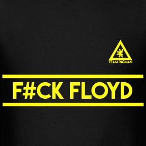 F#CK FLOYD Team Pacman by AiReal Apparel Hoodies - Men's T-Shirt