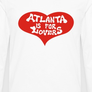 Joe Cocker - Atlanta Lovers - Men's Premium Long Sleeve T-Shirt
