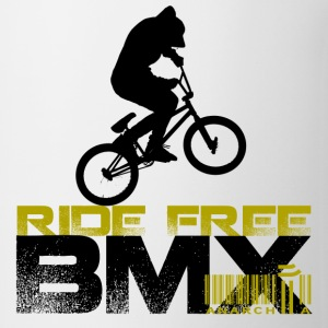 BMX - Ride Free Hoodies - Coffee/Tea Mug