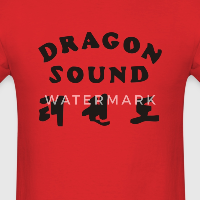 Miami Connection – Dragon Sound - Men's T-Shirt