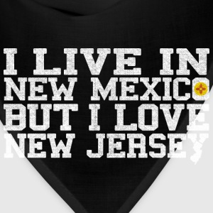 New Mexico New Jersey Love T-Shirt Tee Top Shirt Hoodies - Bandana