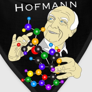 Dr. Albert Hofmann (The Origins of Religion) Zip Hoodies & Jackets - Bandana