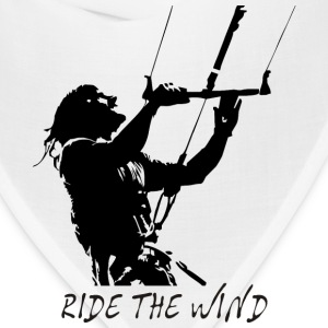 Kite Surf - Ride the Wind T-Shirts - Bandana