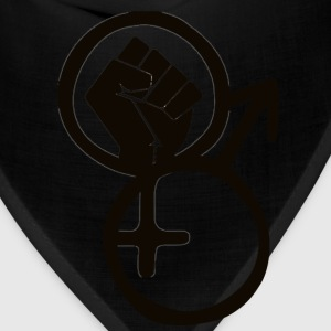 fist,women,black men,symbols,black women,gender,bl - Bandana