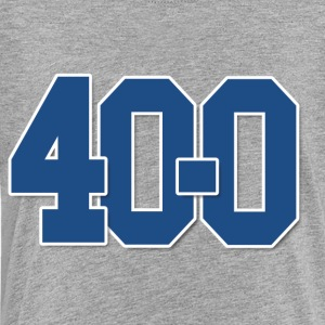 Kentucky Basketball 40-0 - Toddler Premium T-Shirt