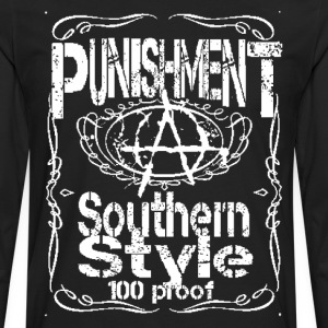 punish-liquor-clear.png T-Shirts - Men's Premium Long Sleeve T-Shirt