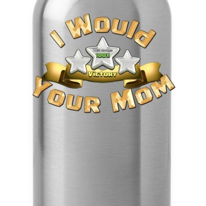 Clash of Clans Three Star Your Mom - Water Bottle