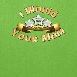 Clash of Clans Three Star Your Mom - Tote Bag