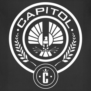 capitol district logo - Adjustable Apron