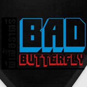 BAD BUTTERFLY T-Shirts - Bandana