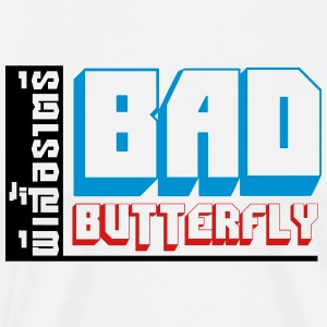 BAD BUTTERFLY Tank Tops - Men's Premium T-Shirt