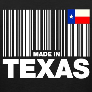 made in texas T-Shirts - Men's Premium Tank