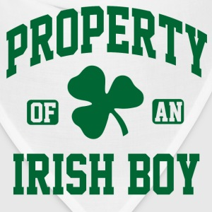 Property Of An Irish Boy Women's T-Shirts - Bandana